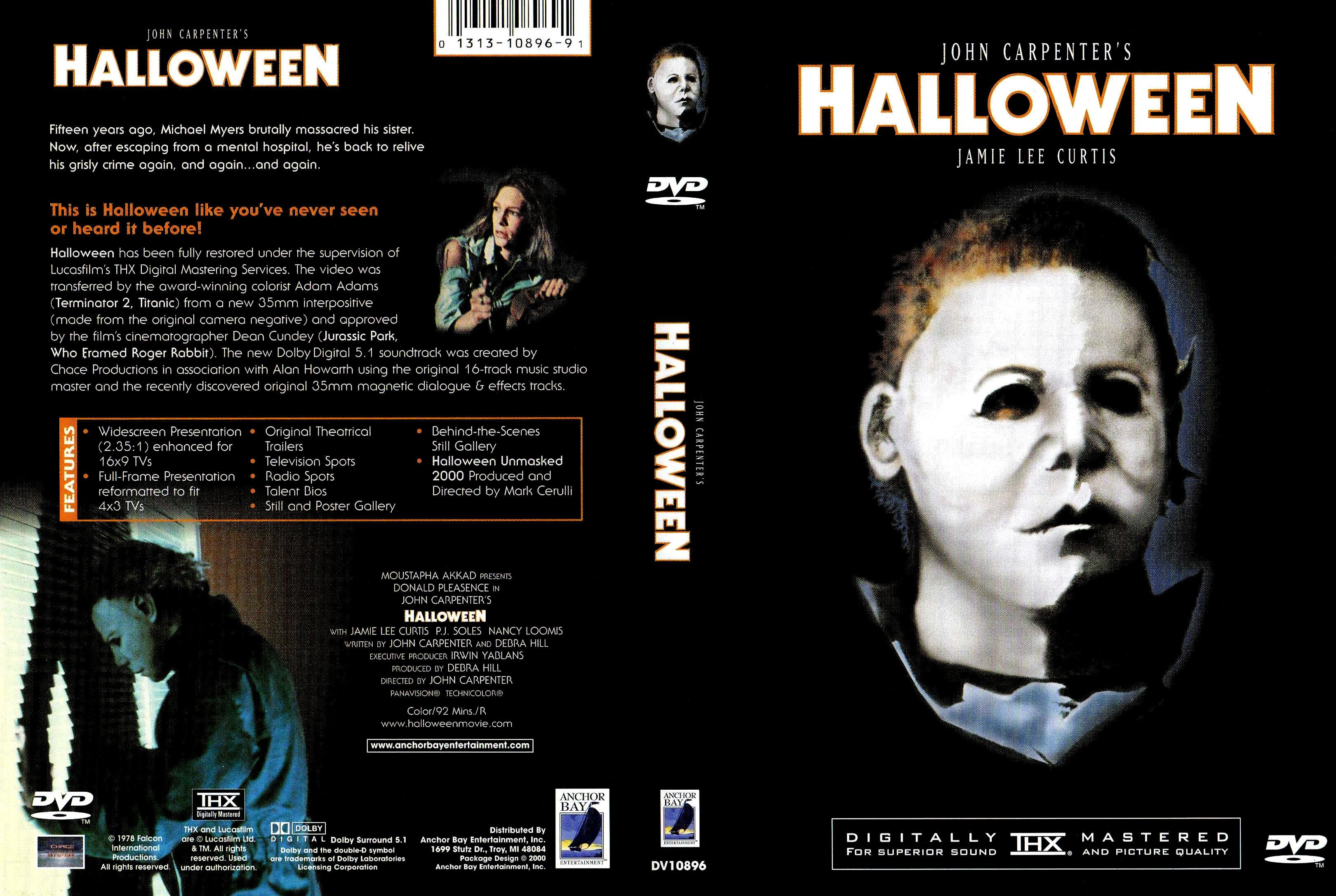 halloween unmasked 2000 video 1999 imdb