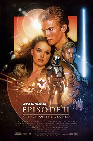 Watch Star Wars: Episode II - Attack of the Clones Free Online