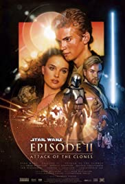 Star Wars: Episode II - Attack of the Clones (2002) Poster - Movie Forum, Cast, Reviews