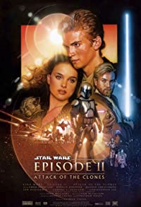 Primary photo for Star Wars: Episode II - Attack of the Clones
