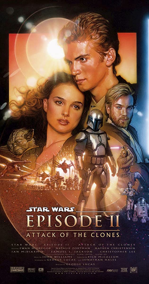 Star Wars Episode Ii Attack Of The Clones 2002 Imdb