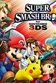 Super Smash Bros. for Nintendo 3DS Poster
