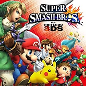 Super Smash Bros. for Nintendo 3DS download torrent