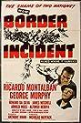 Border Incident (1949) Poster