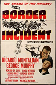 Movie trailers clips watch Border Incident USA [480p]