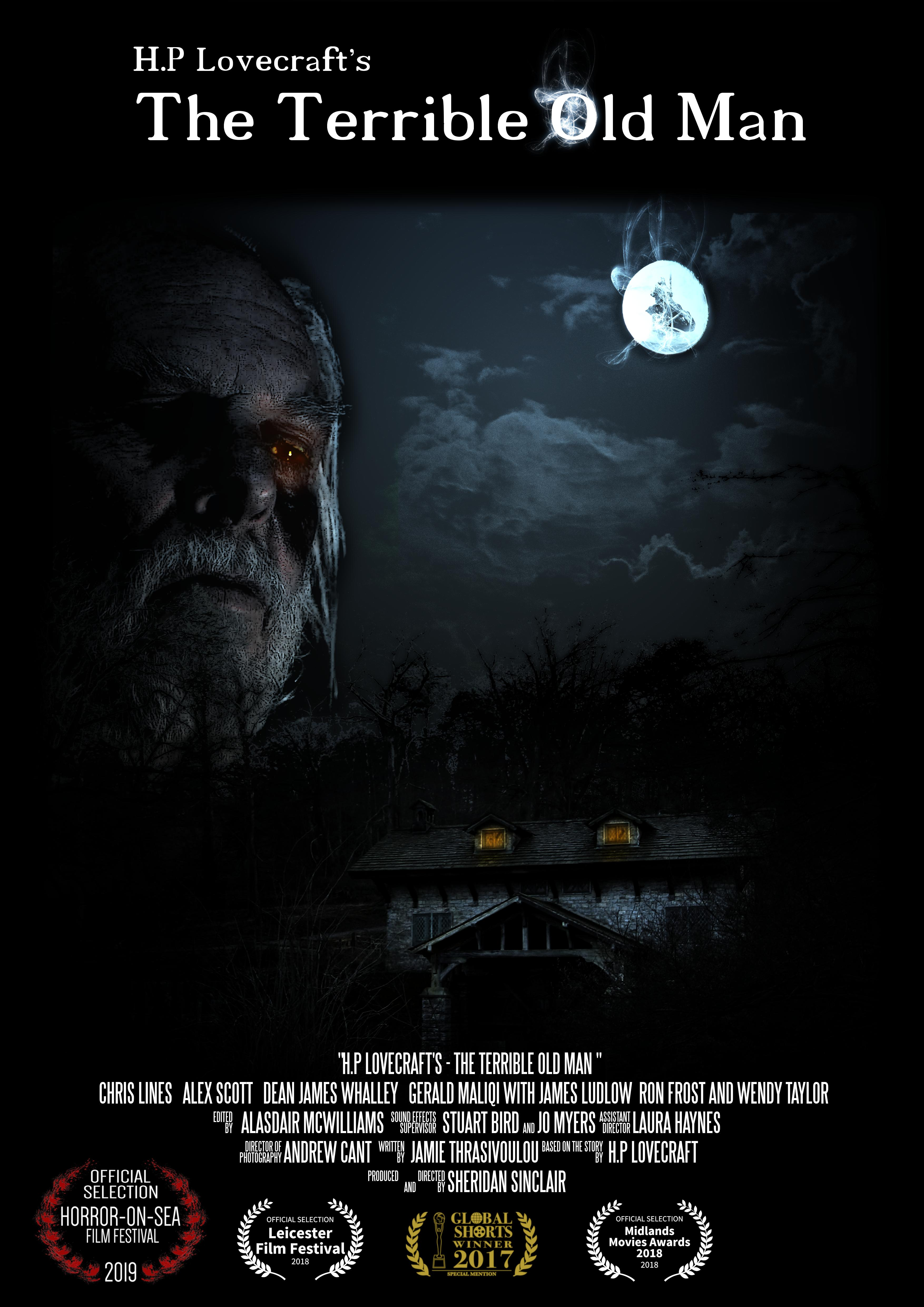 H P  Lovecraft's the Terrible Old Man (2017) - IMDb