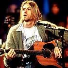 Kurt Cobain in Unplugged (1989)