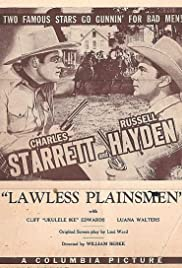 Lawless Plainsmen Poster