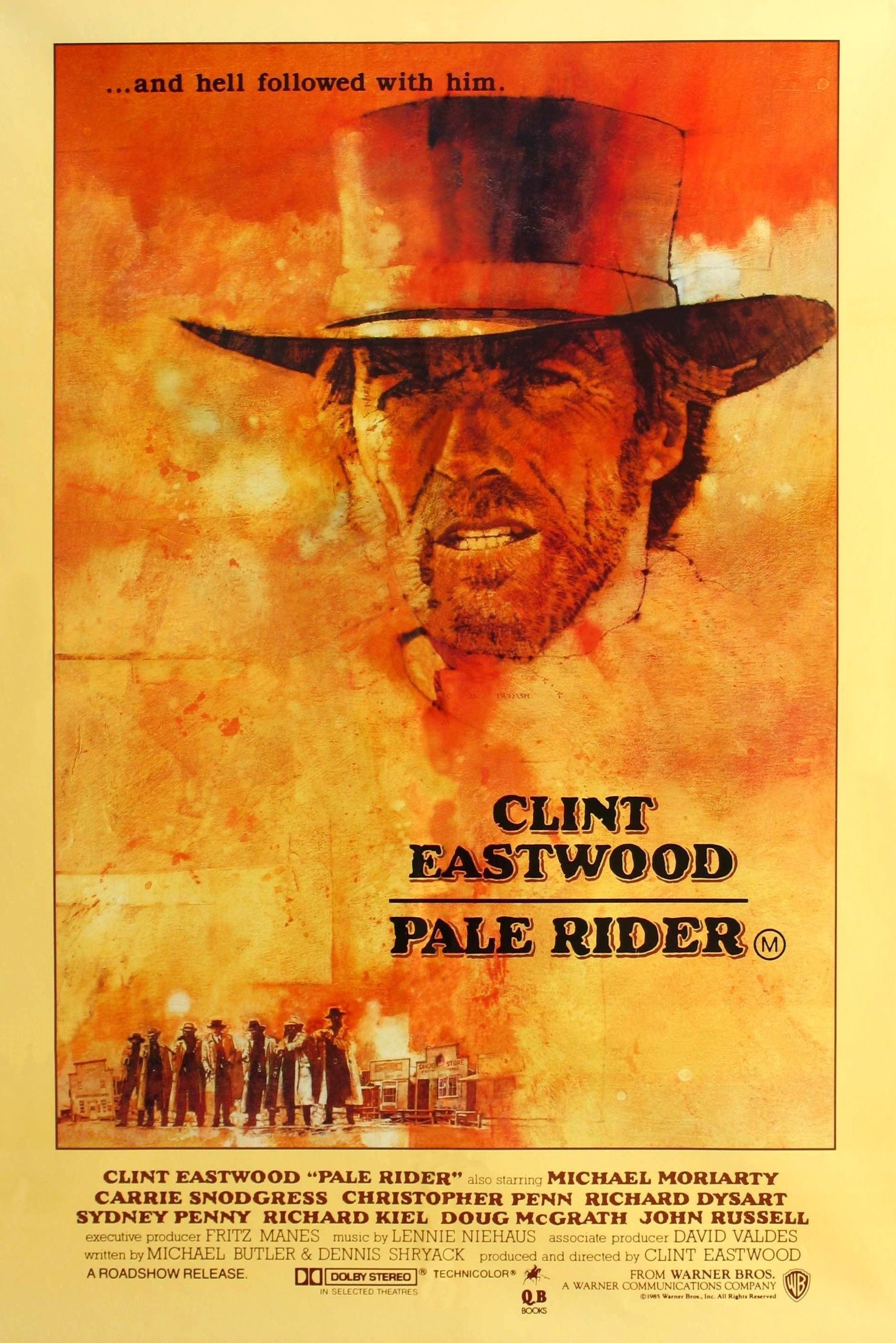 Pale Rider (1985) - Photo Gallery - IMDb