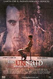 The Unsaid Poster