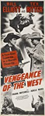 Vengeance of the West (1942) Poster