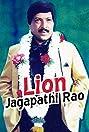 Lion Jagapathy Rao (1991) Poster