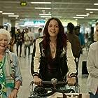 Fionnula Flanagan, Marthe Keller, and Monia Chokri in On ment toujours à ceux qu'on aime (2019)