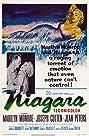 Niagara (1953) Poster