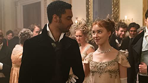 All is fair in love and war. Bridgerton, from Shondaland, premieres Dec 25, only on Netflix.