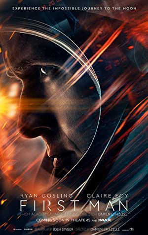 First Man Full Movie Watch Online Free