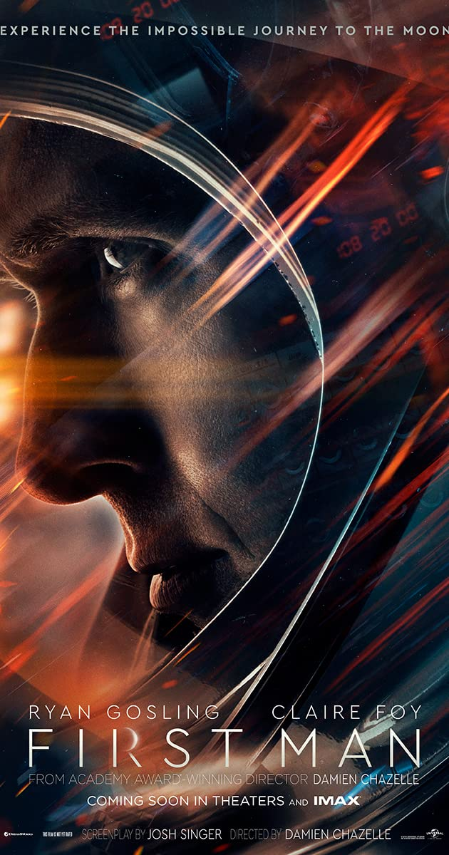 First Man 2018 Full Cast Crew Imdb