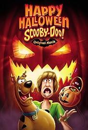 Happy Halloween, Scooby-Doo! Poster