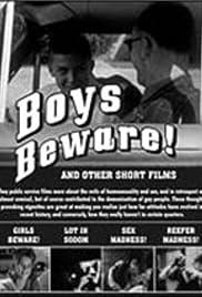 Boys Beware(1961) Poster - Movie Forum, Cast, Reviews
