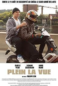 Isabelle Vitari, Zacharie Chasseriaud, and Ahmed Dramé in Plein la vue (2019)