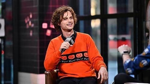 "BUILD: Matthew Gray Gubler on Directing ""Criminal Minds"""