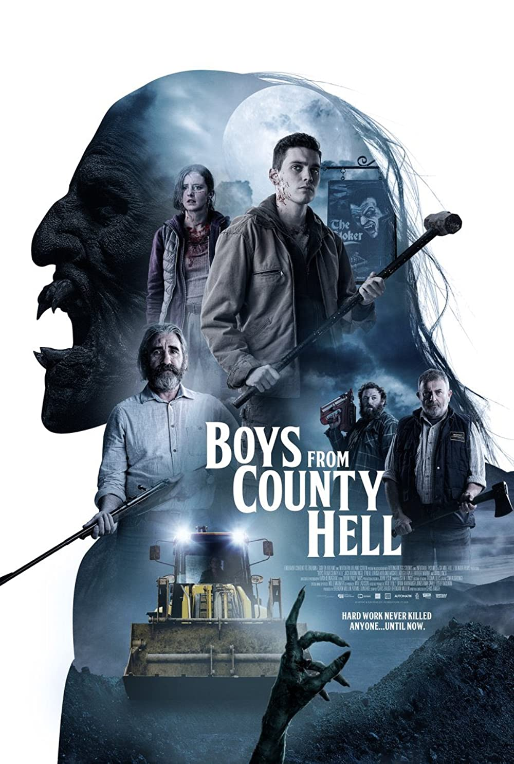 Boys from County Hell 2021 English 300MB HDRip ESubs Download