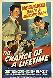 The Chance of a Lifetime Poster