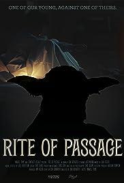 Rite of Passage Poster