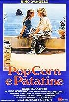 Popcorn e patatine