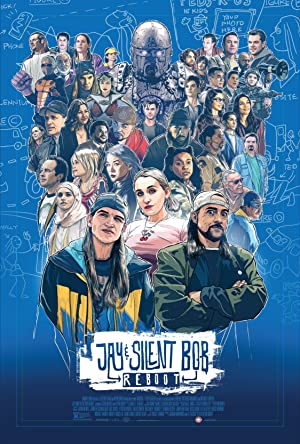 Jay and Silent Bob Reboot (2019) Streaming Complet Gratuit en Version Française