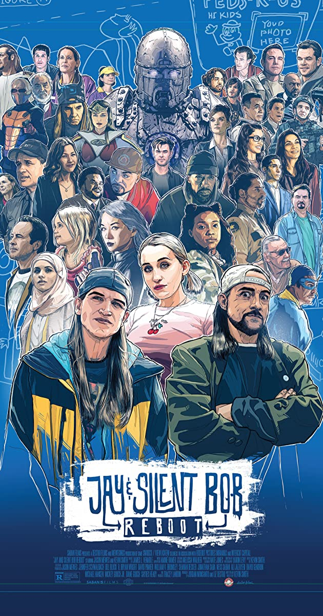 Jay And Silent Bob Reboot (2019) [BluRay] [720p] [YTS.LT]