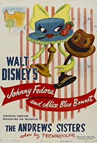 Johnnie Fedora and Alice Bluebonnet (1954) Poster - Movie Forum, Cast, Reviews