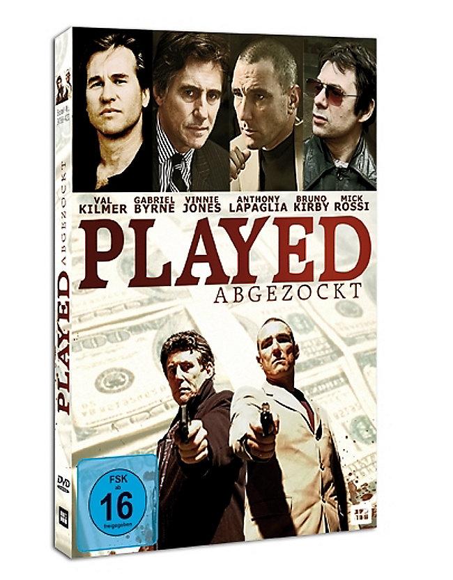 Val Kilmer, Gabriel Byrne, Vinnie Jones, and Mick Rossi in Played (2006)