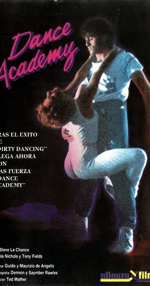 Dance Academy 1988 Soundtracks Imdb