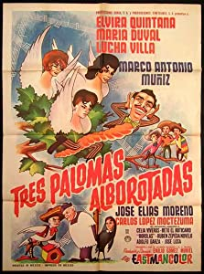 Best website for free downloading movies Tres palomas alborotadas by [1280p]