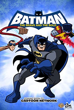 Where to stream Batman: The Brave and the Bold