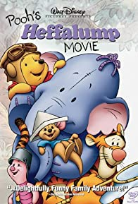 Primary photo for Pooh's Heffalump Movie