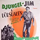 Lita Baron, Eumenio Blanco, Chuck Hamilton, Tex Mooney, and Rick Vallin in Jungle Jim (1948)