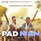 Akshay Kumar and Sonam Kapoor in Padman (2018)