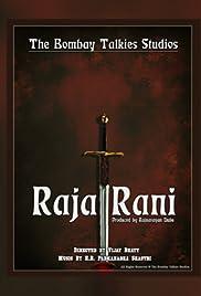 Raja Rani Poster
