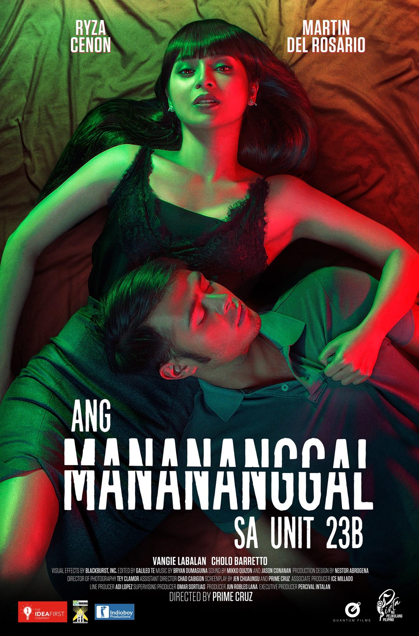 Ang manananggal sa unit 23B (2016) - IMDb
