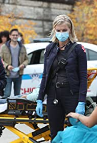 Kara Killmer and Adriyan Rae in Rattle Second City (2020)