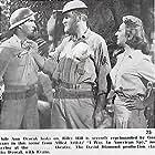 Ann Dvorak, Gene Evans, and Riley Hill in I Was an American Spy (1951)