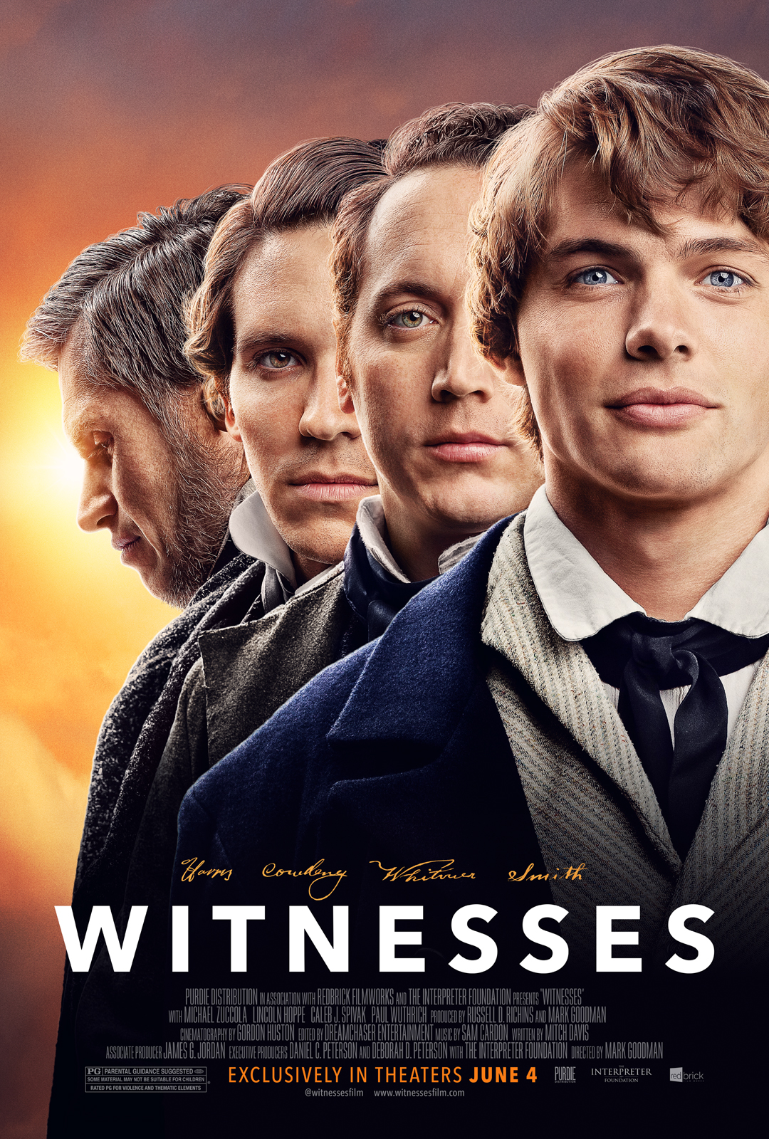 watch Witnesses on soap2day