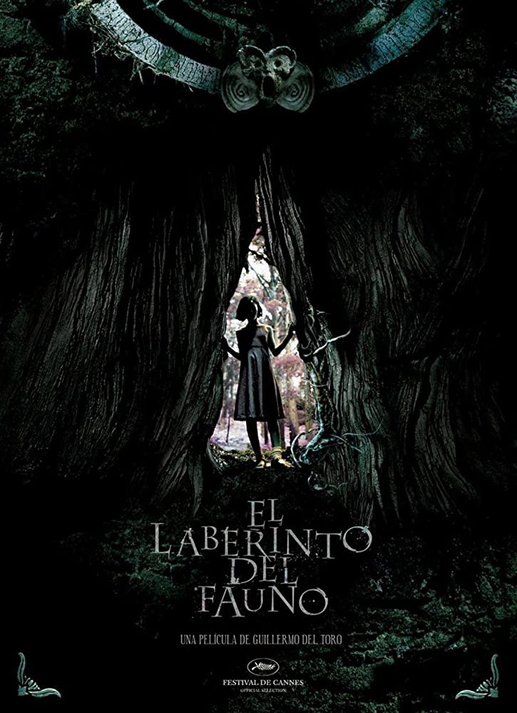 Poster Pan's Labyrinth (2006)