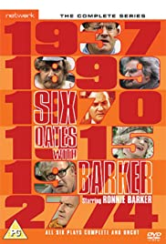 Six Dates with Barker Poster