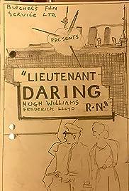 Lieut. Daring R.N. Poster