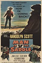 Man in the Saddle (1951) Poster
