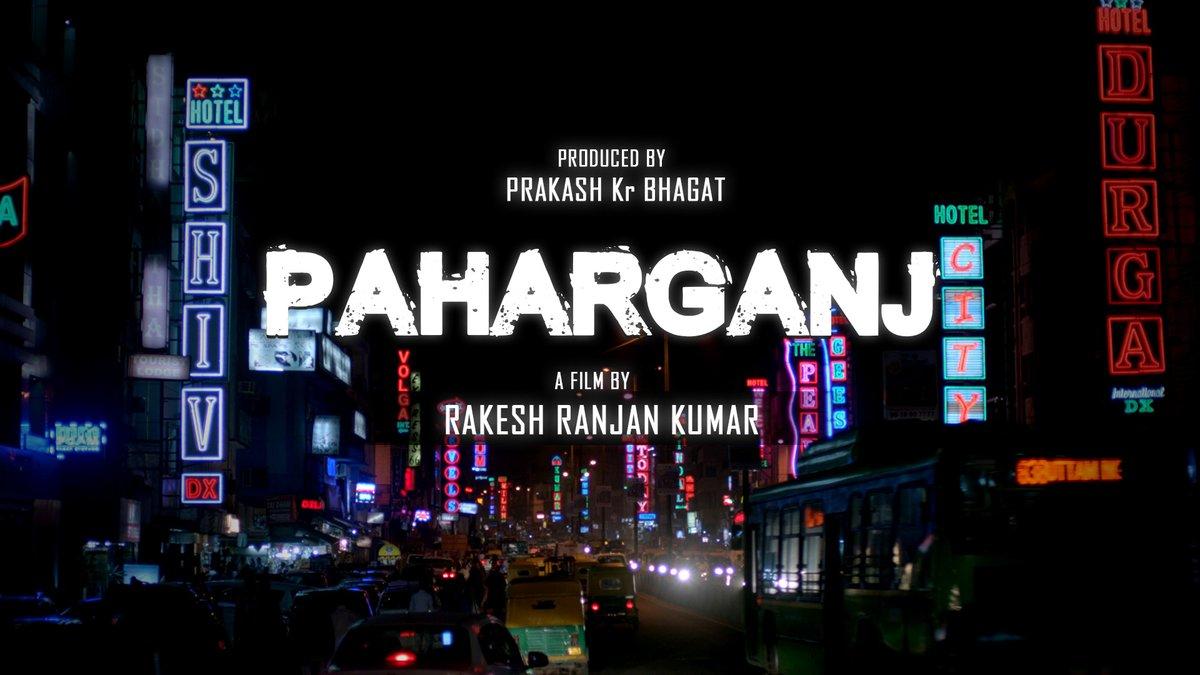 Paharganj (2019) Hindi