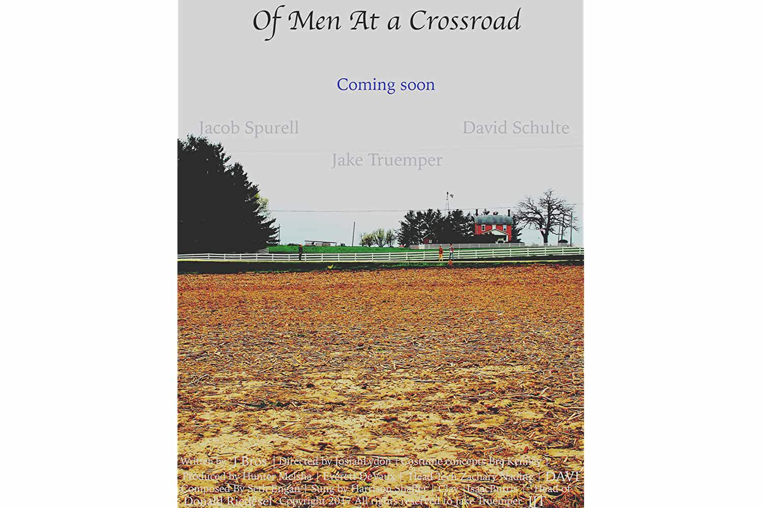 Of Men at a Crossroad (2018)